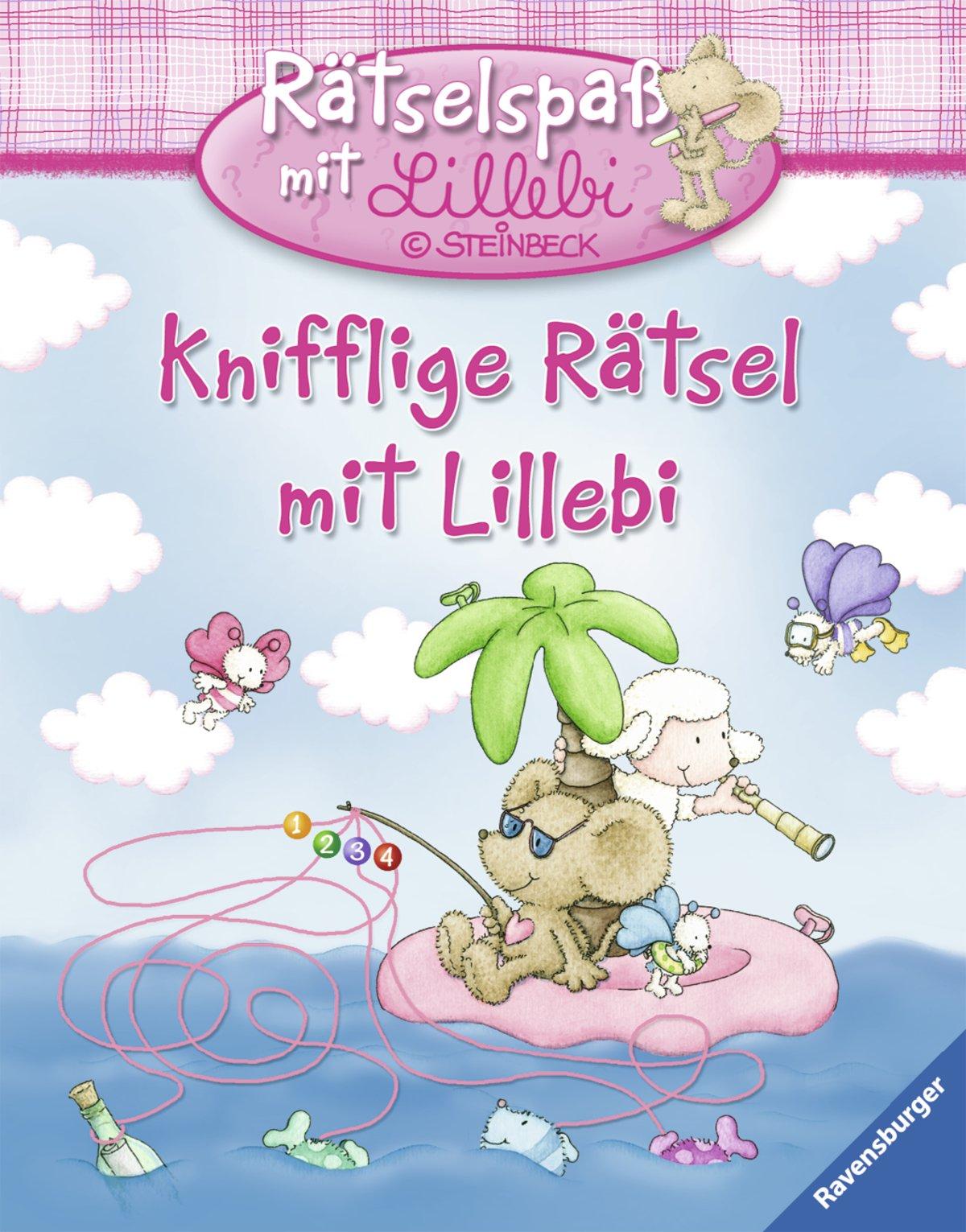 Knifflige Rätsel mit Lillebi (Rätselspaß mit Lillebi)