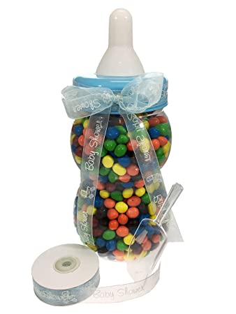 Amazon.com: Botella de leche de plástico de 13.5 pulgadas ...