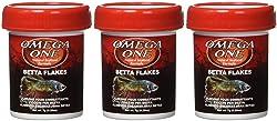 Omega One Betta Buffet Flakes