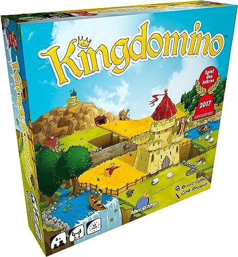 Kingdomino - Juego de Mesa y Estrategia de Bruno Cathala, edición ...