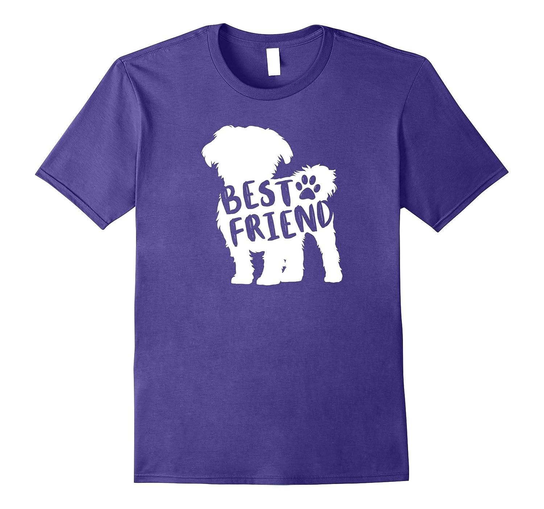 Best Friend Maltese Shih Tzu T-Shirt – Dog Breed
