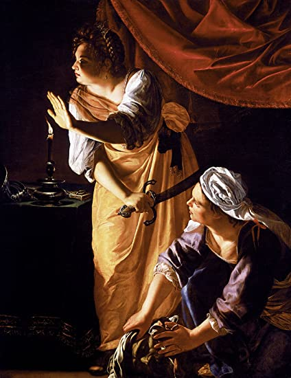 26ed13982c6 Amazon.com  Artemisia Gentileschi - Judith with The Head of ...