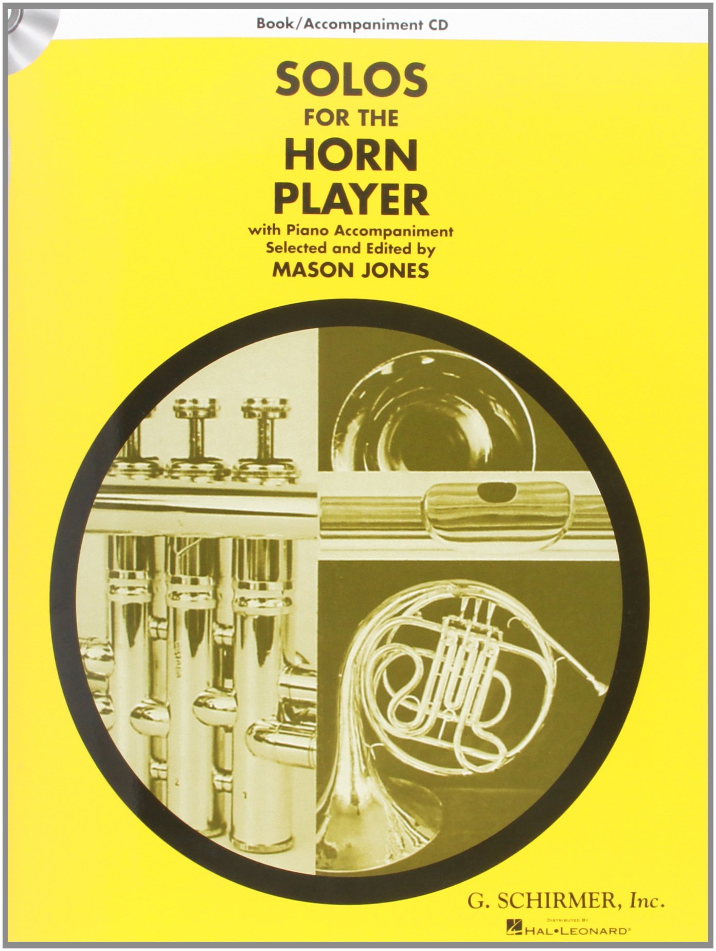 Solos for the Horn Player Book & online audio PDF