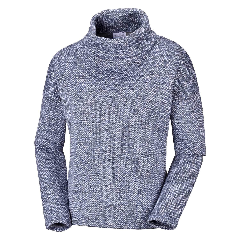 Columbia Womens Chillin Fleece Pullover
