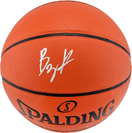 b0b02680fac7 Buddy Hield Sacramento Kings Autographed Indoor Outdoor NBA Basketball -  Fanatics Authentic Certified