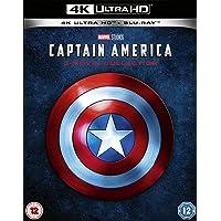 Captain America 3-Movie Collection (4K UHD + Blu-ray)