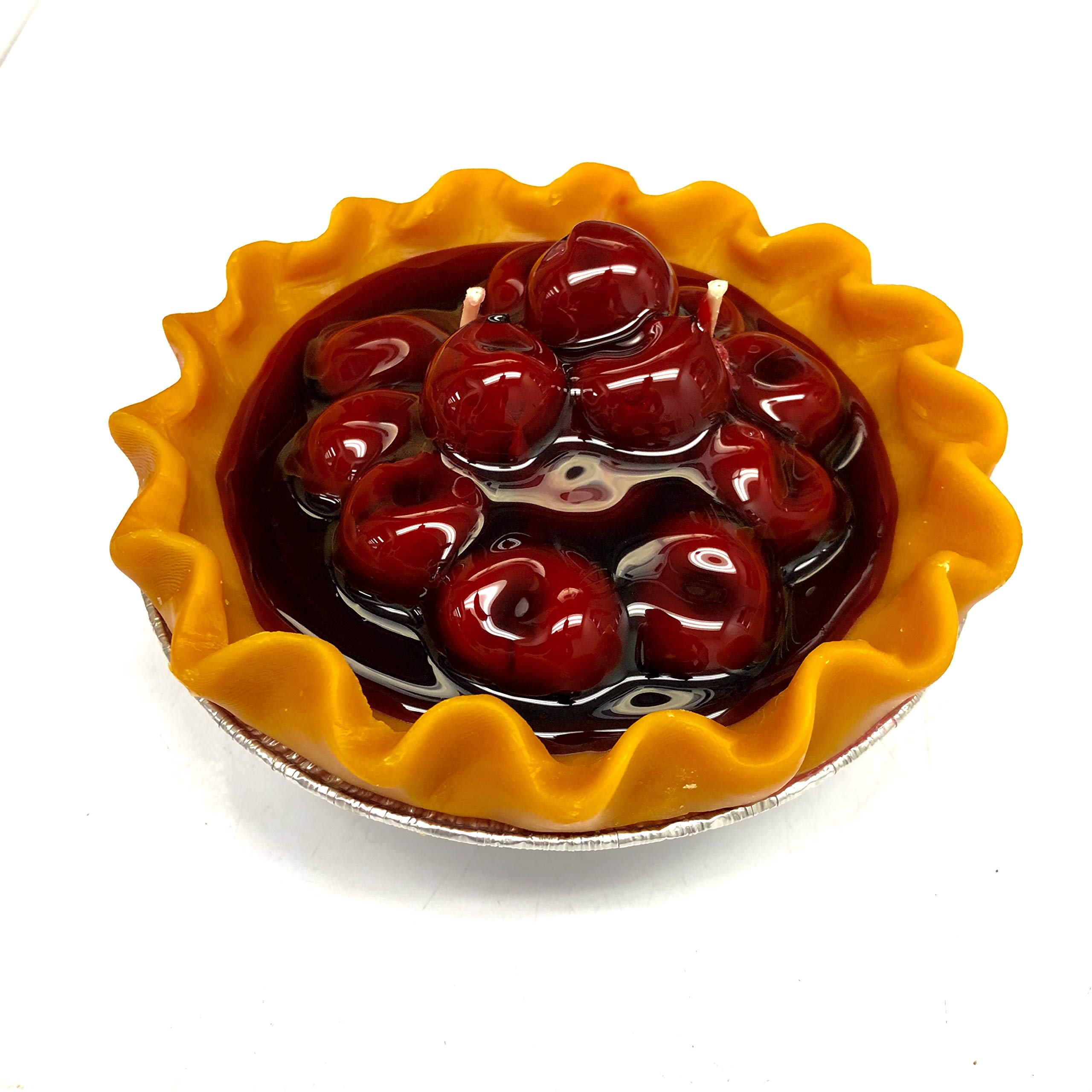Stop n Shop Pie Candle (Black Cherry)