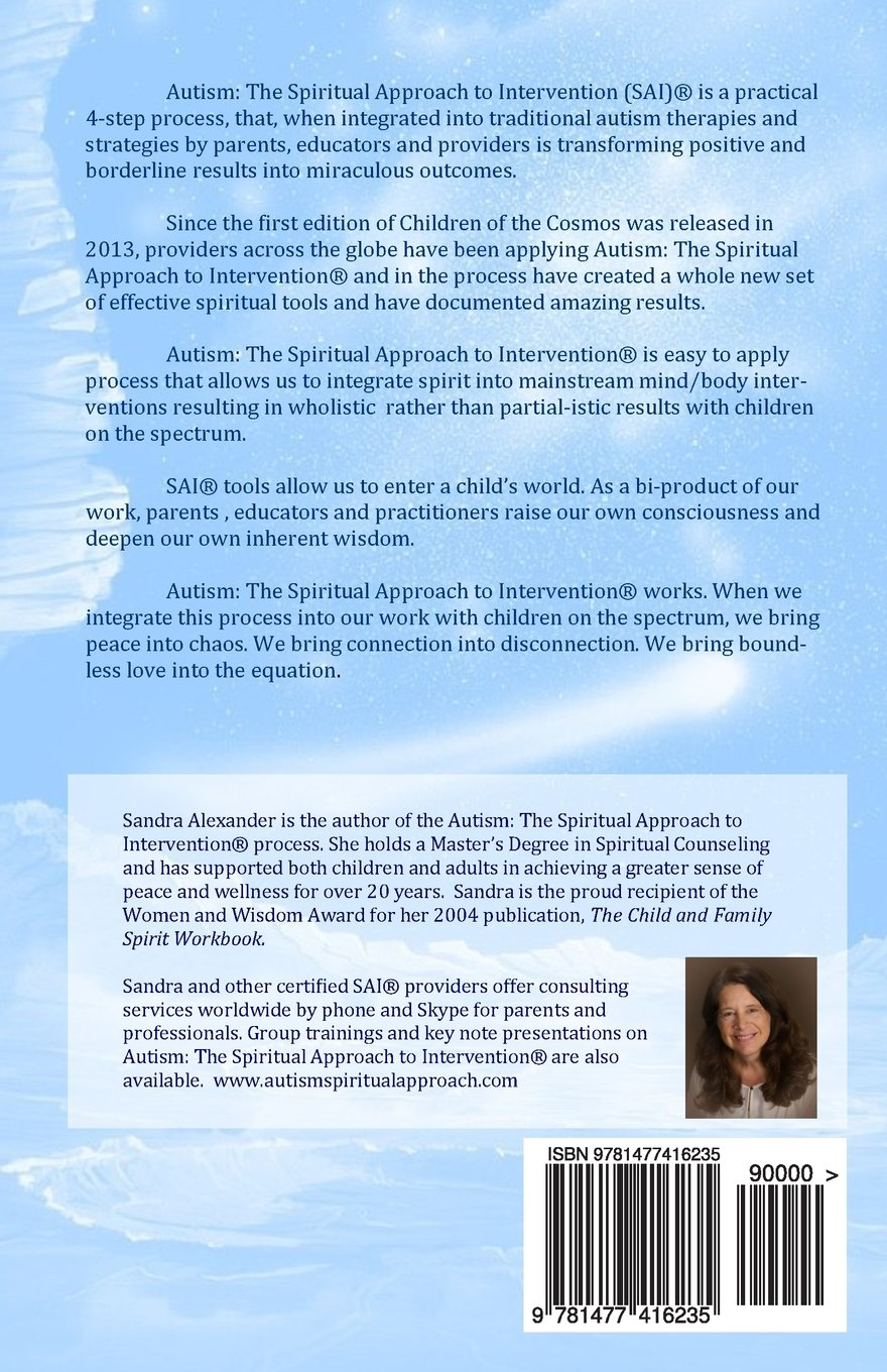 Children of the Cosmos: The Spiritual Approach to Intervention ...