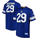 Eric Dickerson Los Angeles Rams Hall of Fame Big   Tall Hashmark Jersey T- Shirt cf2a3568e
