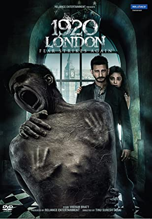 Amazon com: 1920 London 2016 (New Single Dvd, Hindi Movie, With