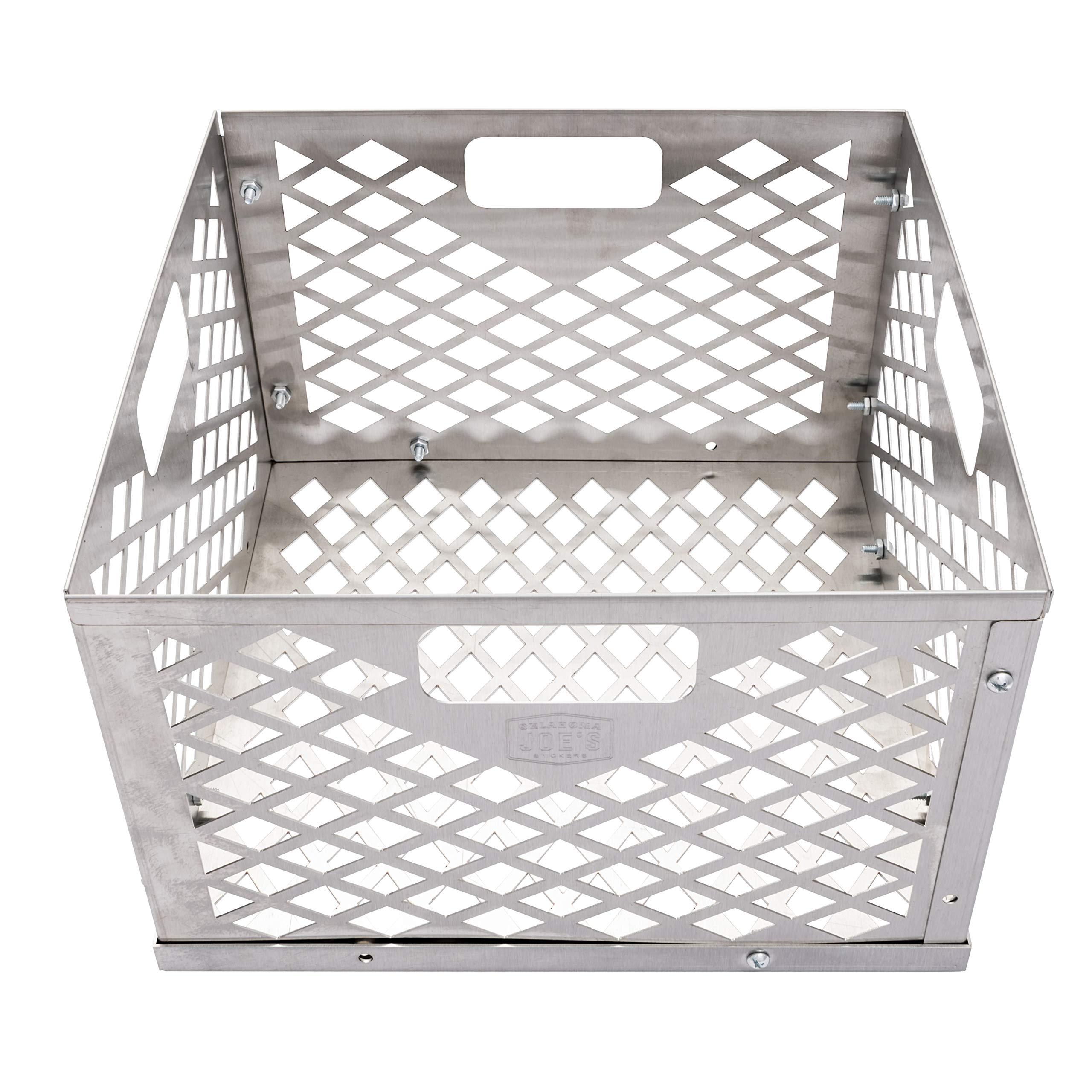 Oklahoma Joe's 5279338P04 Firebox Basket, Silver by Oklahoma Joe's (Image #2)