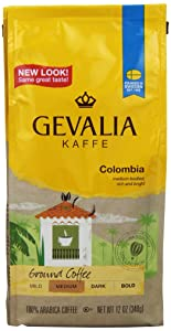 Gevalia Roast and Ground Coffee, Colombian