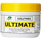 Dogzymes Ultimate for Best Skin/Coat with Organic Coconut for dogs.