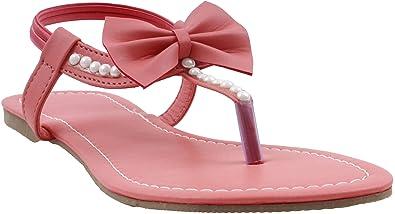 6525ba67e163b Karat Gold Pink Sandals | Pink Slippers | Pink Flats | Sandals | Ladies  Sandals | Ladies Flats