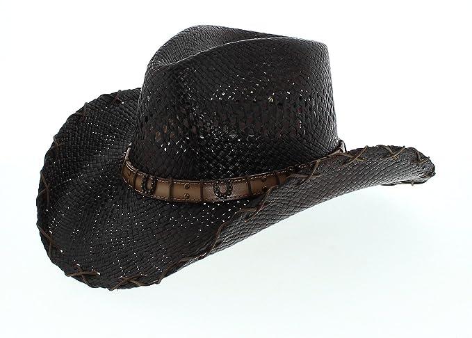 0ebb3c2648481 Dallas Hats - Sombrero de cowboy - para mujer  Amazon.es  Ropa y ...