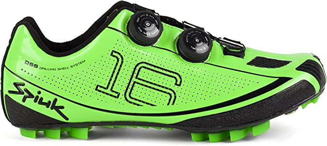 Spiuk 16 MTB Carbono - Zapatillas Unisex: Amazon.es: Zapatos y ...
