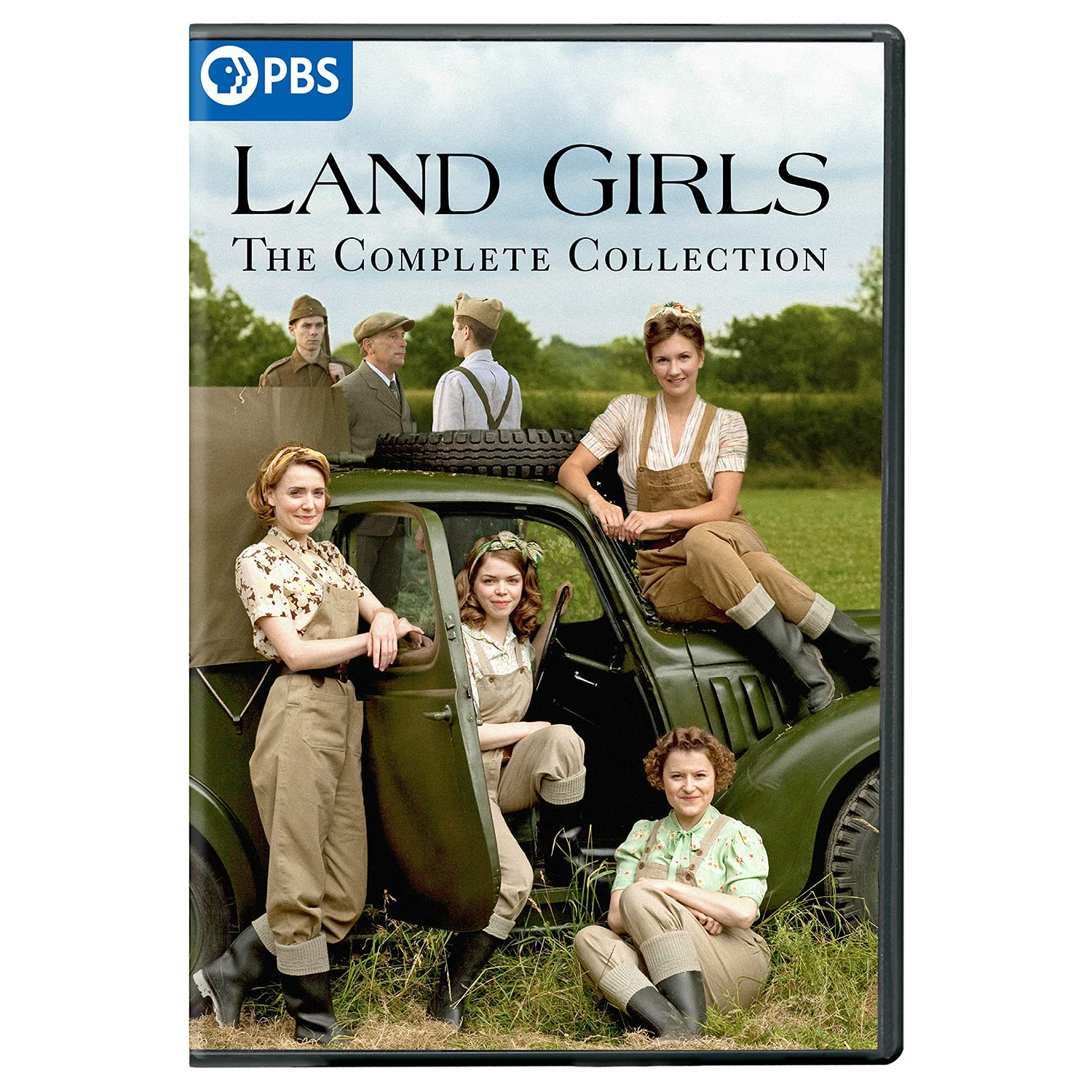 Book Cover: Land Girls: The Complete Collection