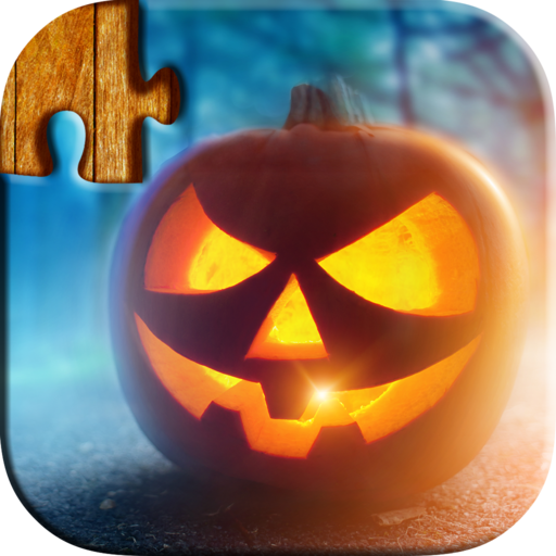Kids Halloween Jigsaw Puzzles - Full version (Freetime