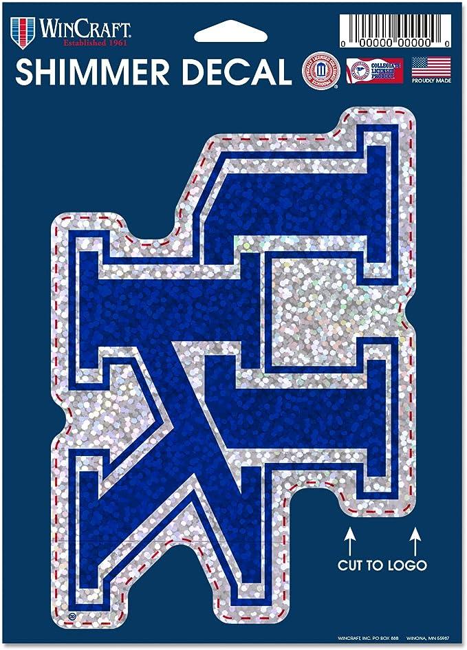 5 x 6 Wincraft NCAA University of Iowa 20232041 Multi-Use Colored Decal
