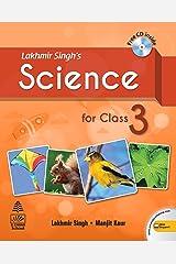 Lakhmir Singh's Science For Class 3 Kindle Edition