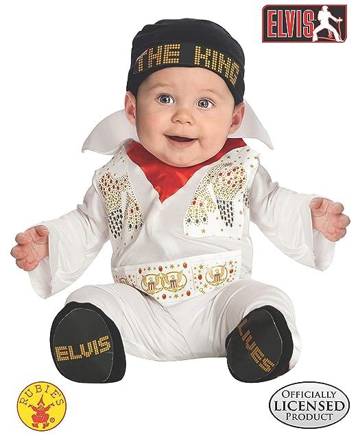 Rubies Disfraz de Elvis para bebé: Amazon.es: Juguetes y juegos
