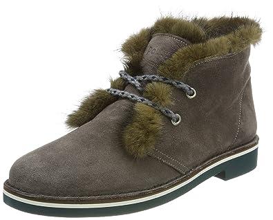 Pollini W.Ankle, Desert Boots Femme, (Fango), 39 EU