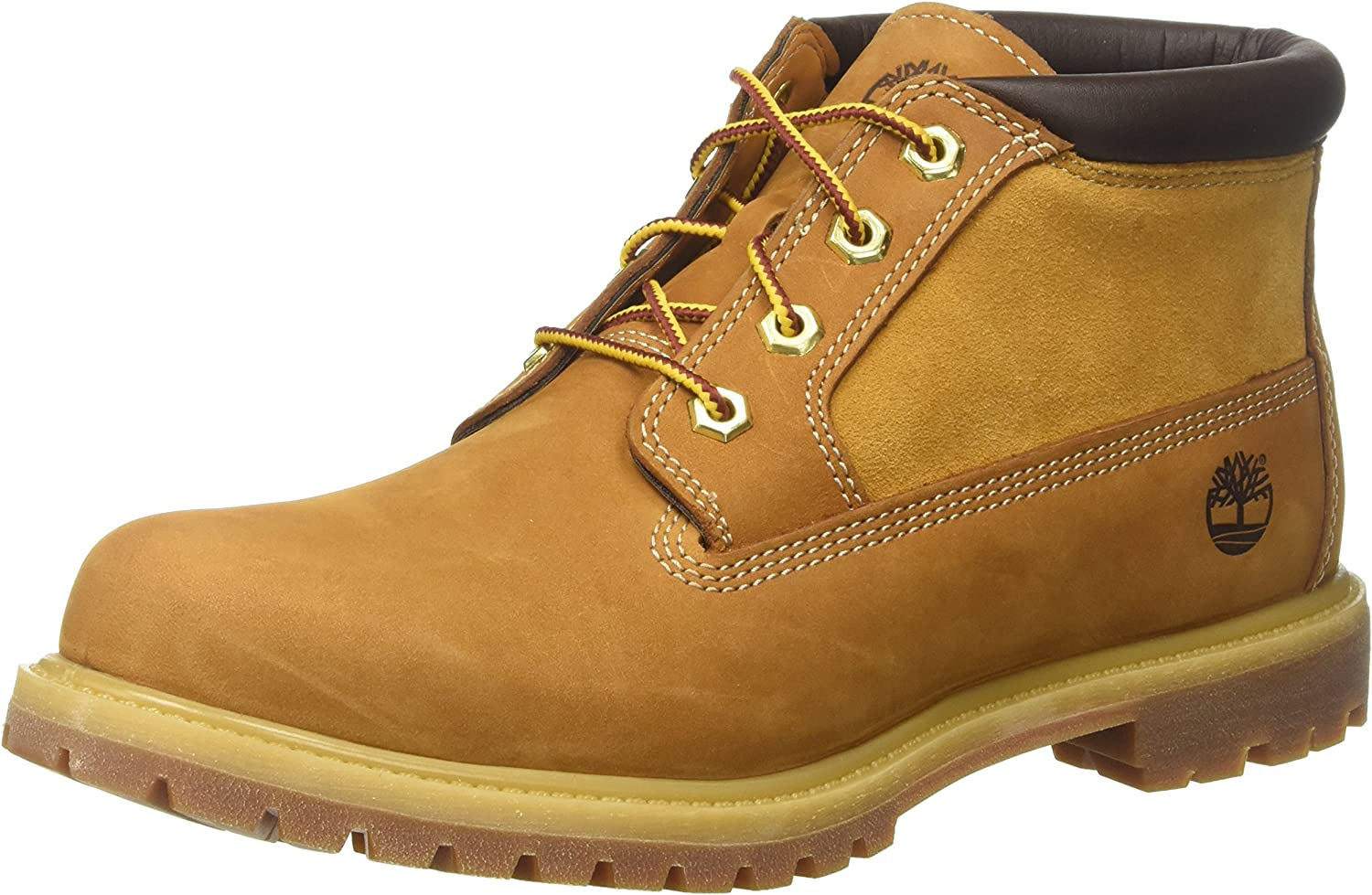 Bottes Femme Timberland Nellie Chukka Leather SDE Non-Waterproof