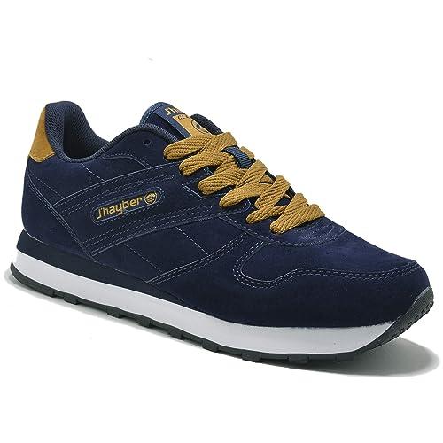 J.Hayber CHAPINA Zapatillas Hombre Casual clásicas Navy: Amazon.es: Zapatos y complementos