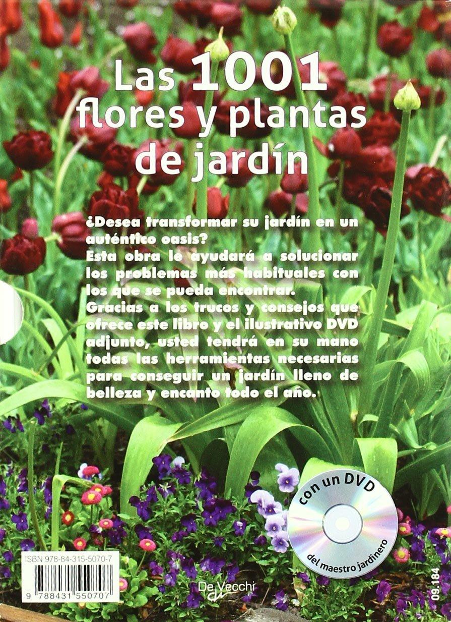 1001 flores y plantas de jardín Estuche Floricultura Y Jardineria: Amazon.es: Aa.Vv.: Libros