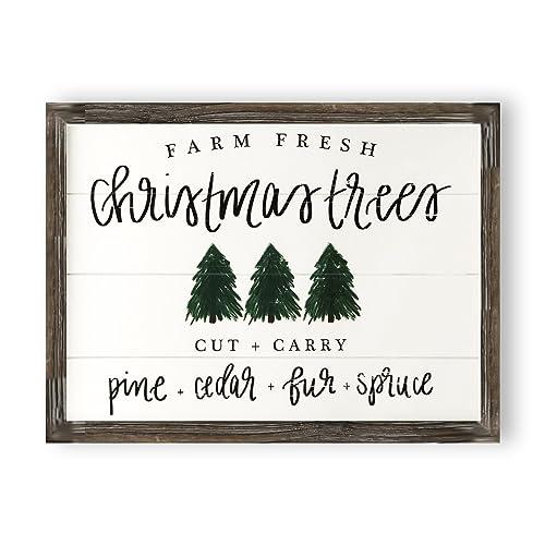 Christmas Tree Quotes: Christmas Signs Decor: Amazon.com