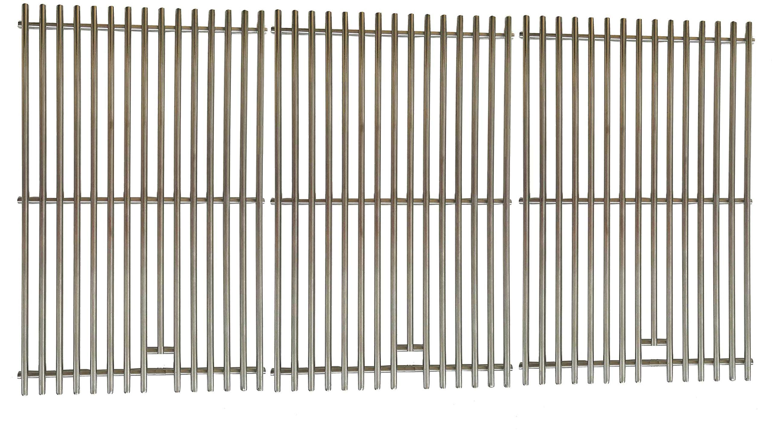 Jenn-Air 720-0337, 720-0586A, 720-0586A Gas Grill Repair Kit Includes 4 Stainless Heat Plates and 4 Stainless Steel Burners and Stainless Steel Grates by Grill Parts Zone (Image #4)