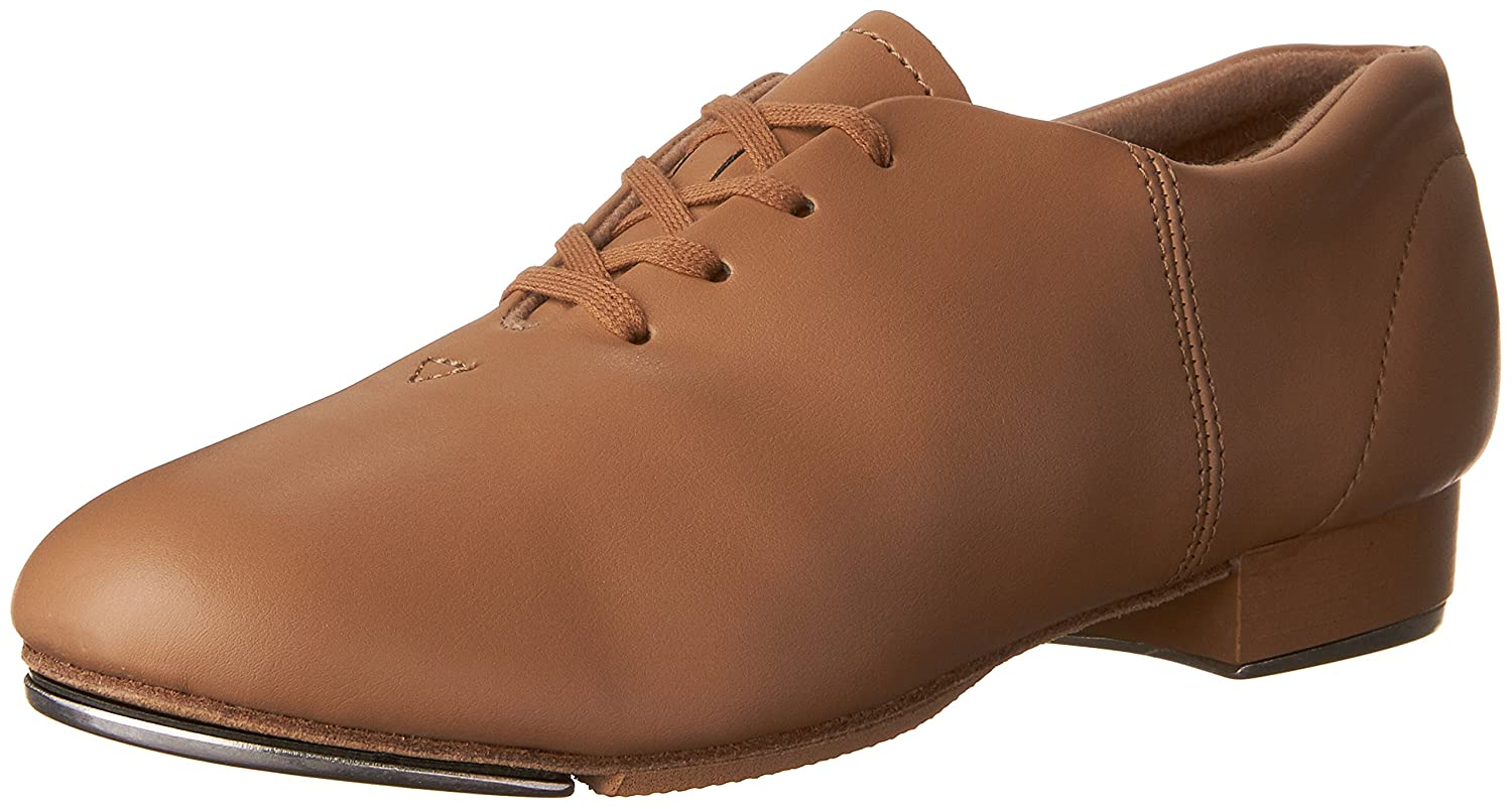 Capezio Women's CG17 Fluid Tap Shoe B002CO32EI 4 B(M) US|Caramel