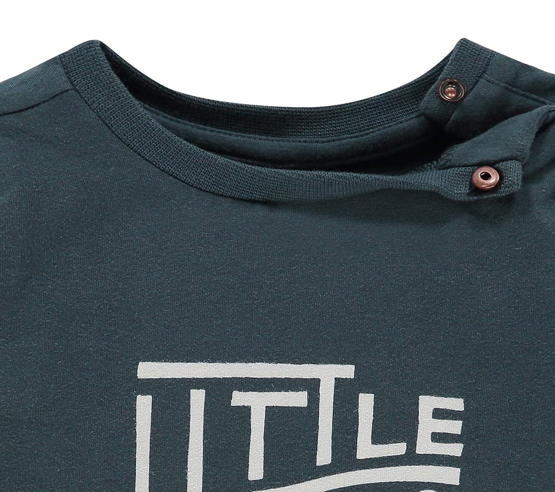 Noppies Baby-Jungen B Tee Regular Ls Agawam T-Shirt