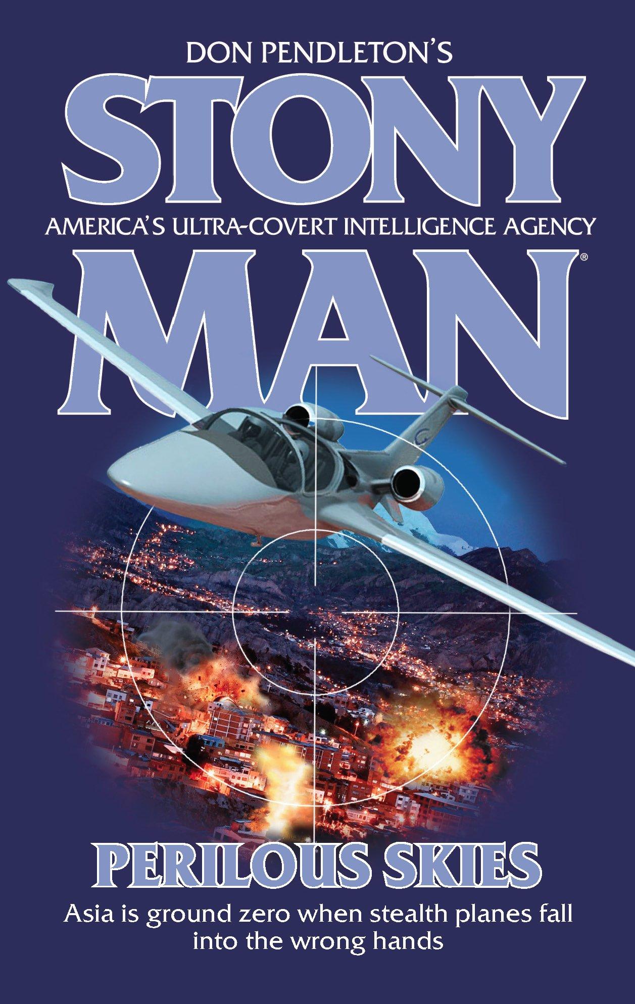 Perilous Skies (Stony Man) ebook