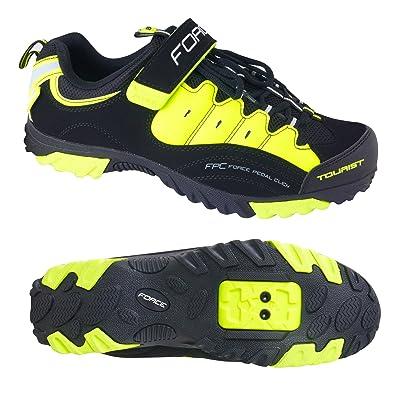 Nouvelle Force Tourist Chaussures de VTT (SPD Compatible)