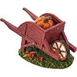 Department 56 Halloween Village Harvest Fields Wheelbarrow Accessory Figurine, 1.875 inch