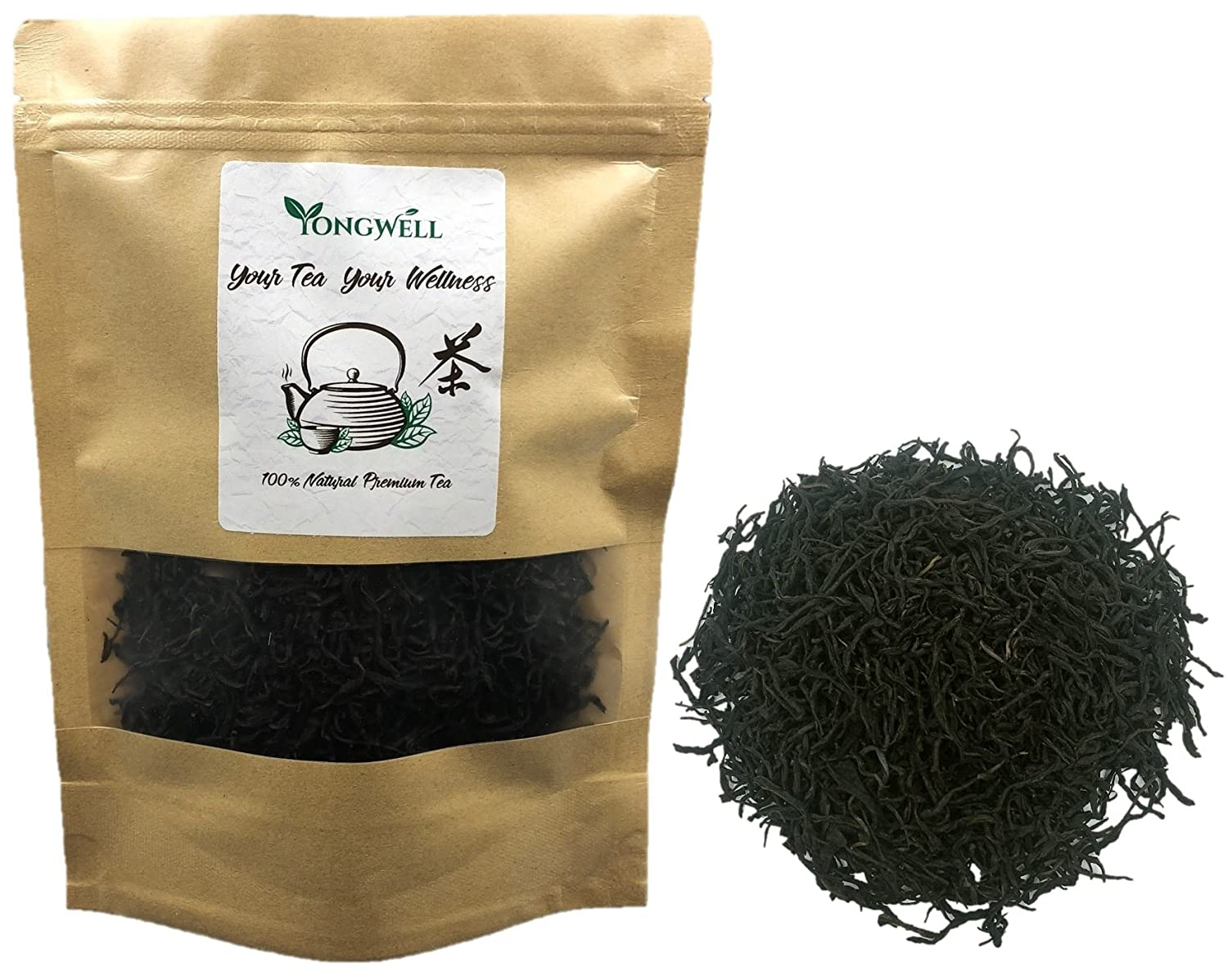 YongWell - Premium High Mountain Picked Lapsang Souchong Black Tea (8oz)