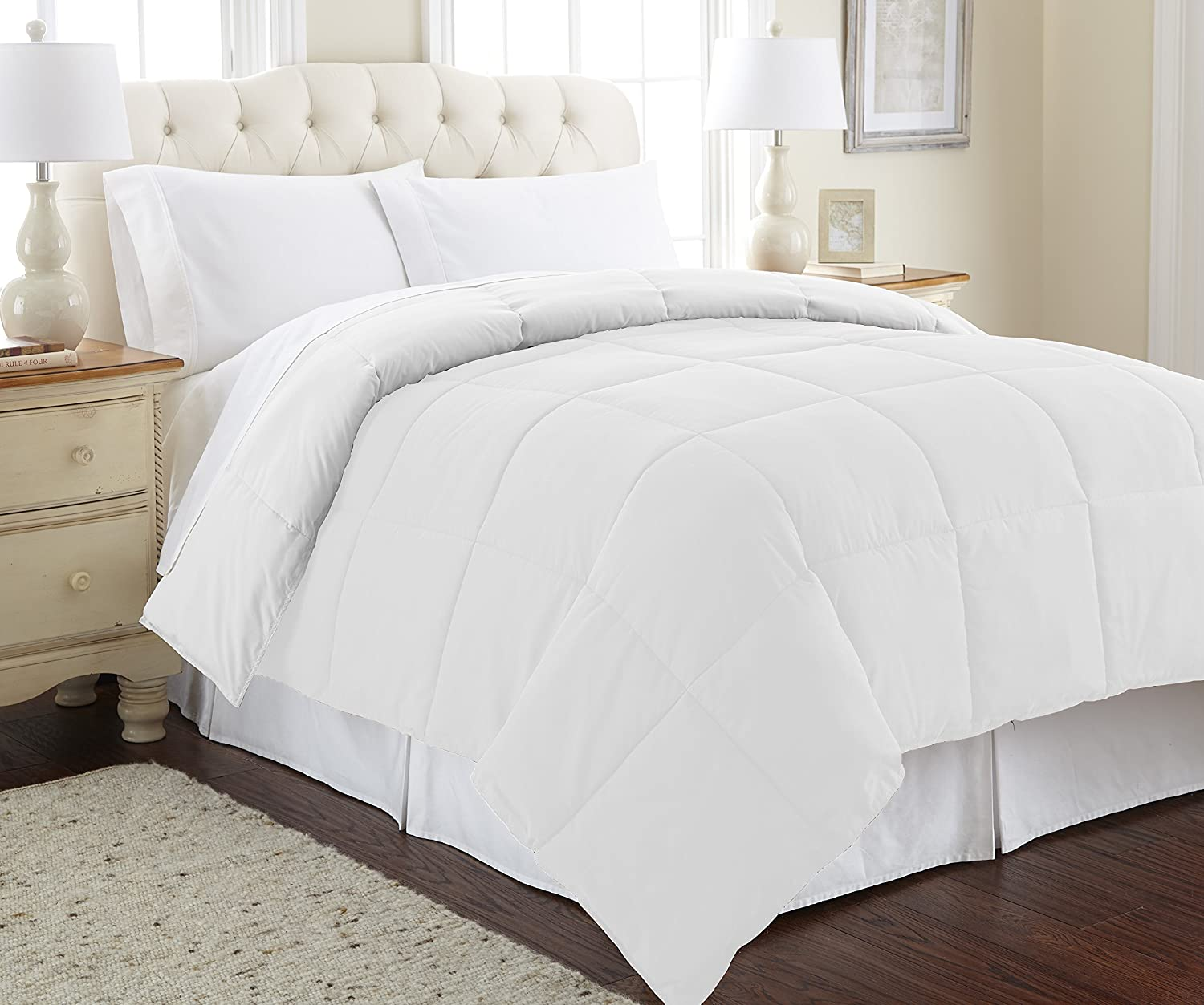 black with skirt comforters table miley mini bedspreads frame comforter white set simple bedside and ruffle plain metal bed bedroom round full