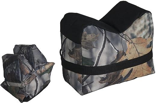 8 opinioni per Cuscino rest fucile aria compressa borsa caccia bersaglio tiro mimetico