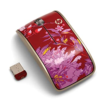 9b8051c5698 HP Vivienne Tam Designer Wireless Optical Mouse: Amazon.co.uk ...