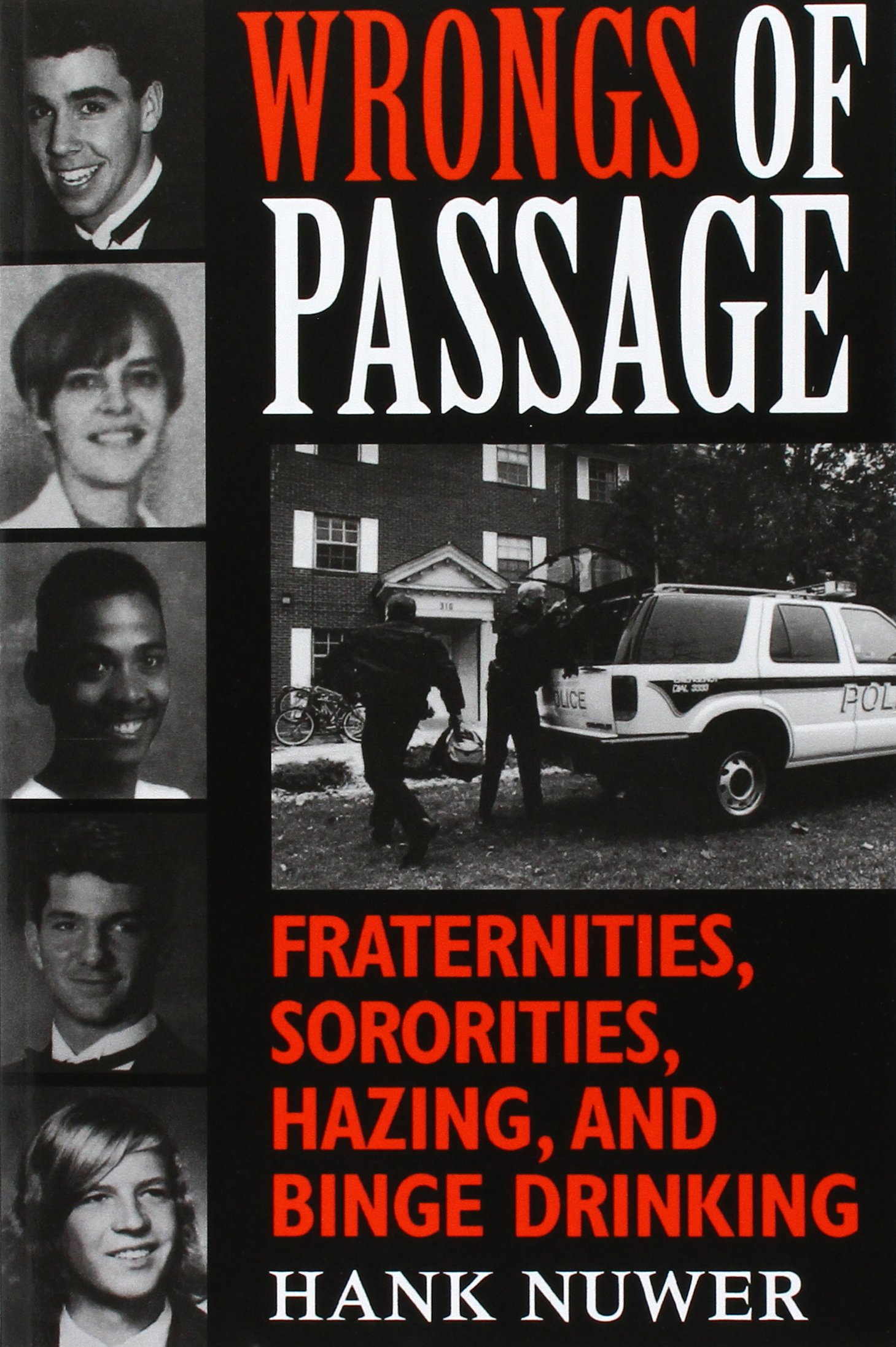 Straight Students Hazed Into Fraternity