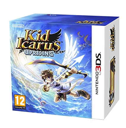 Amazon com: Kid Icarus: Uprising: nintendo 3ds: Video Games