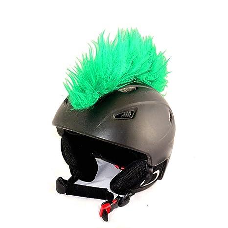 cresta per casco  Cresta all'irochese, per casco da sci, snowboard, casco bambini ...