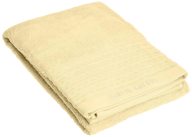 Pierre Cardin Toalla Vendome, Algodón Peinado, Trigo, 36x23x0.6 cm: Amazon.es: Hogar