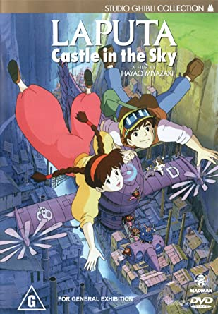Image result for laputa castle in the sky
