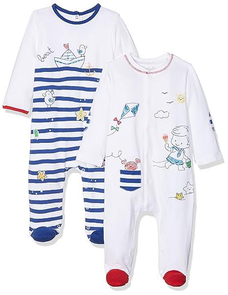 Mayoral 1758, Conjuntos de Pijama para Bebés, (Royal 49), Recién Nacido