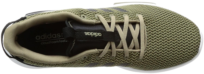 Adidas Adidas Adidas Unisex-Erwachsene Cloudfoam Racer Tr Fitnessschuhe Grün (Olive) 882170