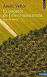 Économie de l'environnement