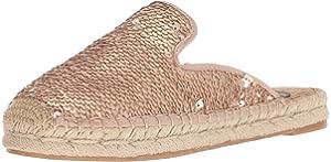 0a583d4ef Amazon.com   SeaVees Women's Ocean Park Mule Sneaker, Natural Stripe ...