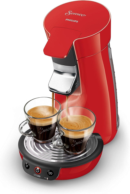 Senseo Viva Café HD7829/81 - Cafetera (Independiente, Máquina de ...